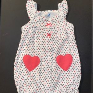 🛍Cute Little Girls outfit size 0-3 months